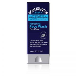 Somersets Refreshing Face Wash - en perfekt ansigtssæbe